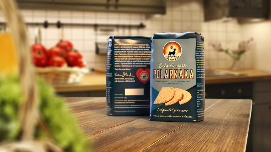 Nu kommer Polarbröds populära Polarkaka tillbaka - som brödmix