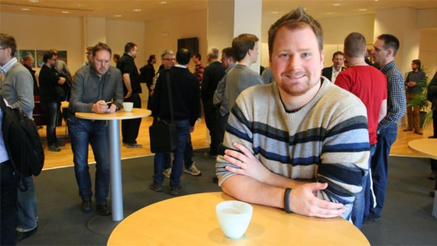 Inbjudan till nya seminarier med IT-säkerhetsexperten David Jacoby