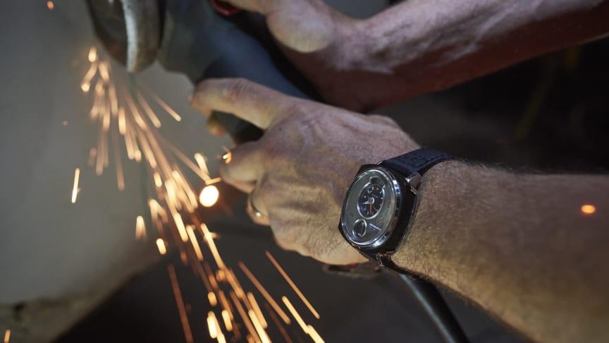 Udkørte Ford Mustangs får nyt liv som luksuriøse ure