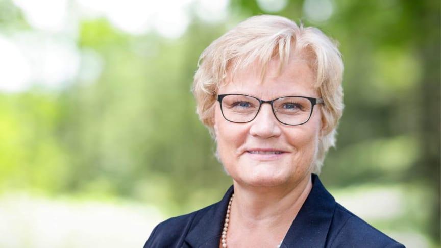 Helene Richmond, toimitusjohtaja Enertech AB
