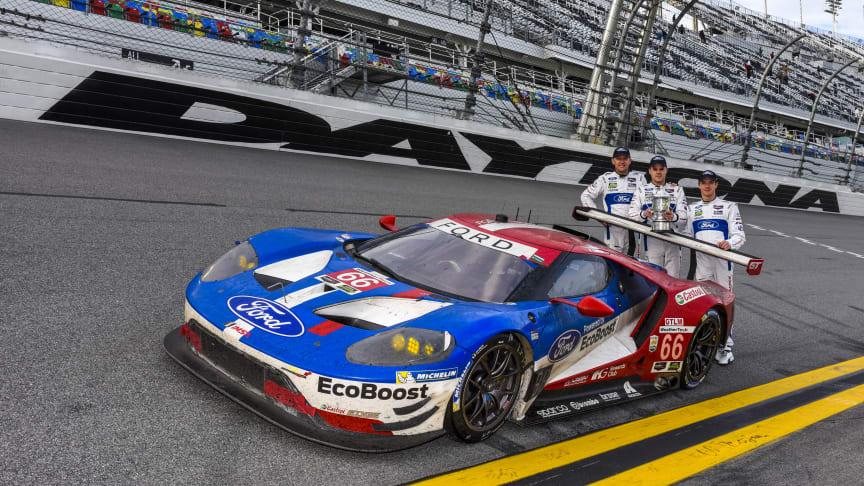 A Ford Chip Ganassi racing csapata