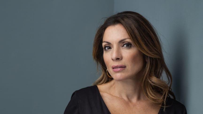 Alexandra Pascalidou. Foto Thron Ullberg