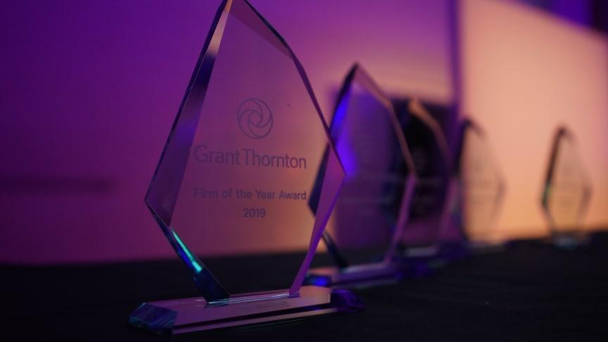 """Grant Thornton utsett till """"Firm of the year"""""""