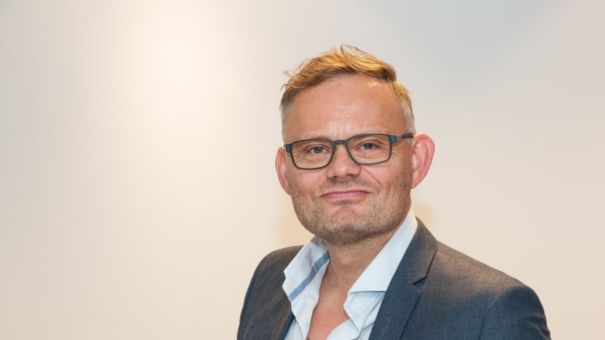 Stig Olstad, Business Unit & Country Managing Director Dustin Norge