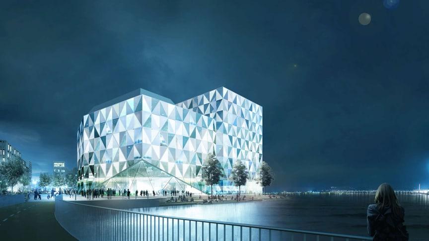 Wihlborgs har tecknat två nya hyresavtal i kontorshuset Prisma som just nu byggs i Oceanhamnen i Helsingborg.