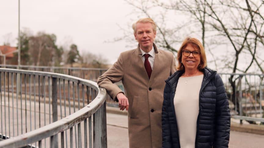 Ole-Jörgen Persson & Annika Rosenberg