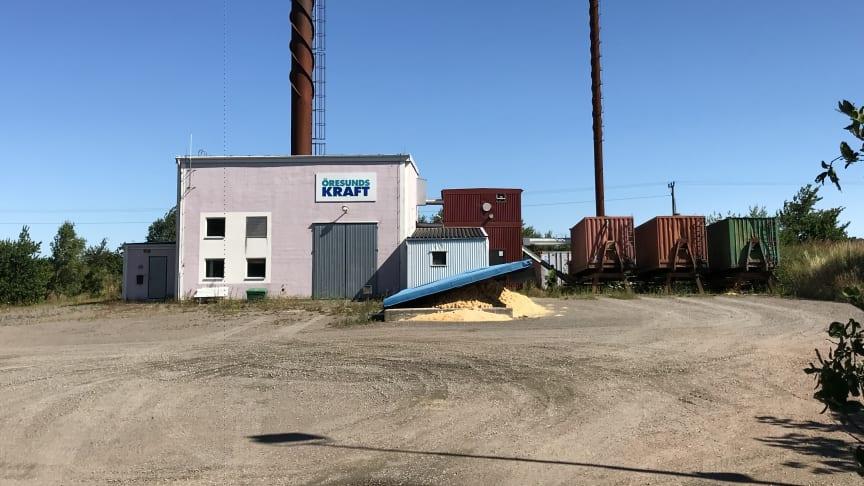 Neova förvärvar Öresundskrafts småskaliga fjärrvärmeanläggningar i Vejbystrand (bilden) och Hjärnarp. Neova finns etablerat i bland annat skånska Bjuv och Åstorp.