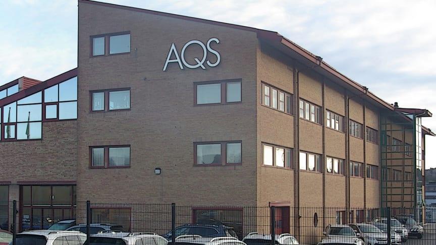 AQS huvudkontor.