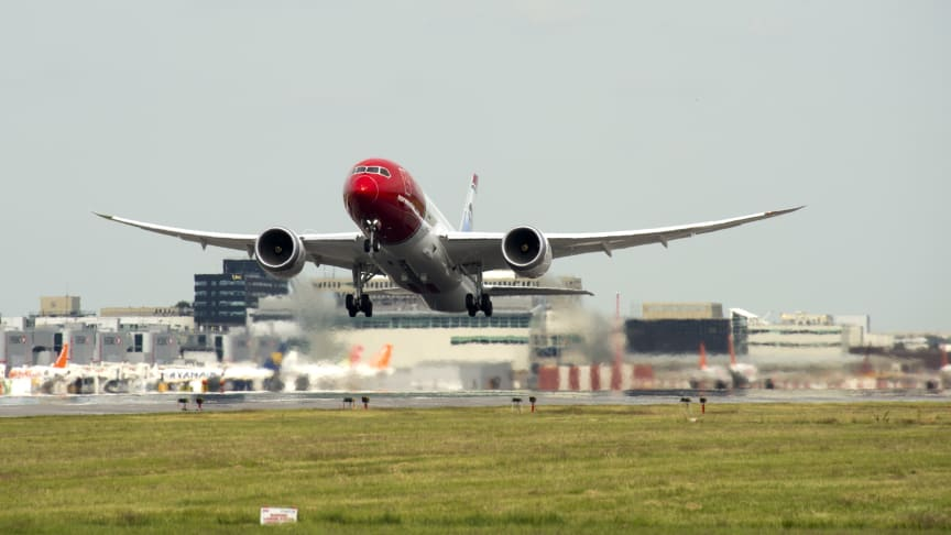 'Norwegian UK' set to take-off as airline is granted UK Air Operating License
