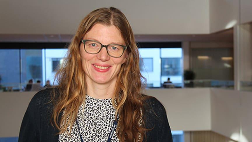 Ella Ekeroth har ansvarat för framtagningen av Fud-programmet 2019. Foto: SKB