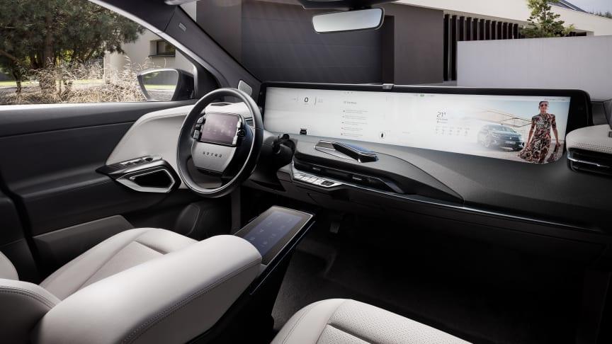 BYTON bekräftar att Hedin blir strategisk sälj- och servicepartner i Norge och Sverige. Den banbrytande premium-producenten av smarta elbilar planerar att lansera M-Byte under andra halvan av 2021.