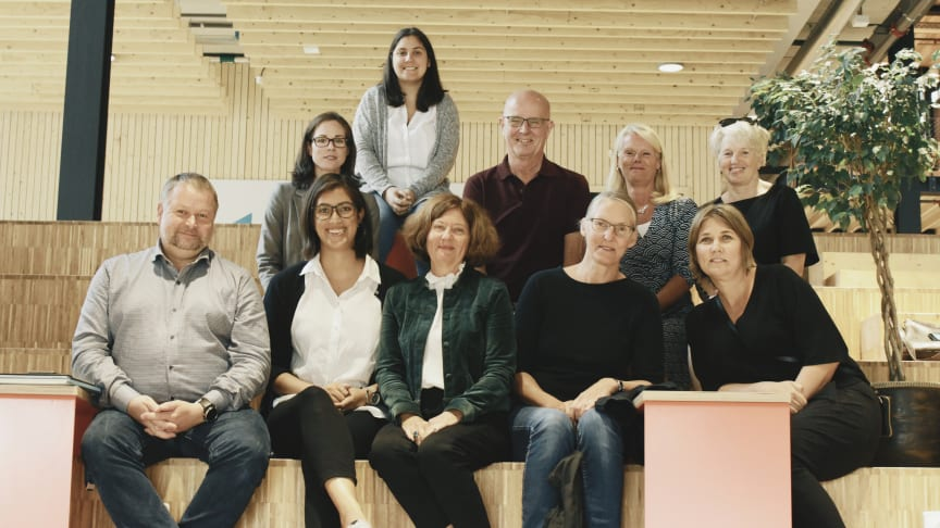 Staff members from Inicio and Södertälje Science Park met with teachers from Täljegymnasiet and S:ta Ragnhild.