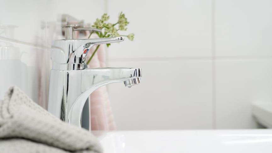 Riksbyggen tipsar: Alla kan bidra till minskad vattenanvändning