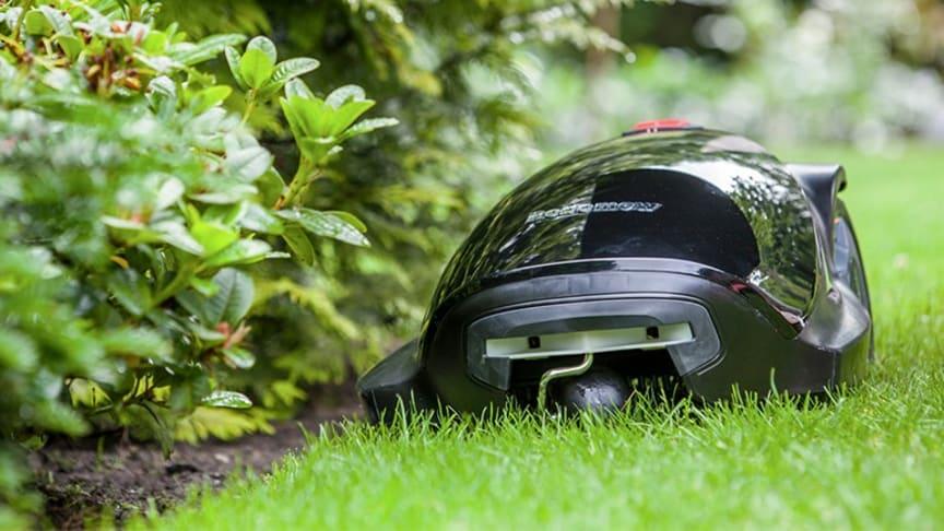 Robotter overtager hjemmet