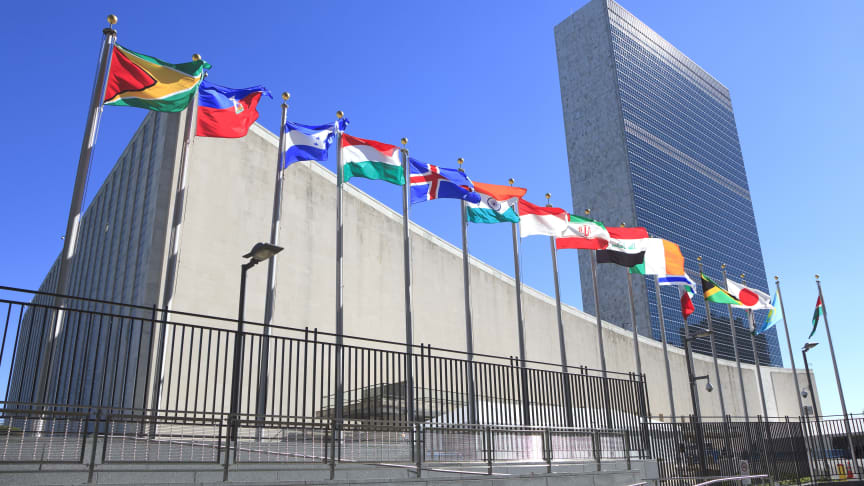 Northumbria academic to address United Nations conference