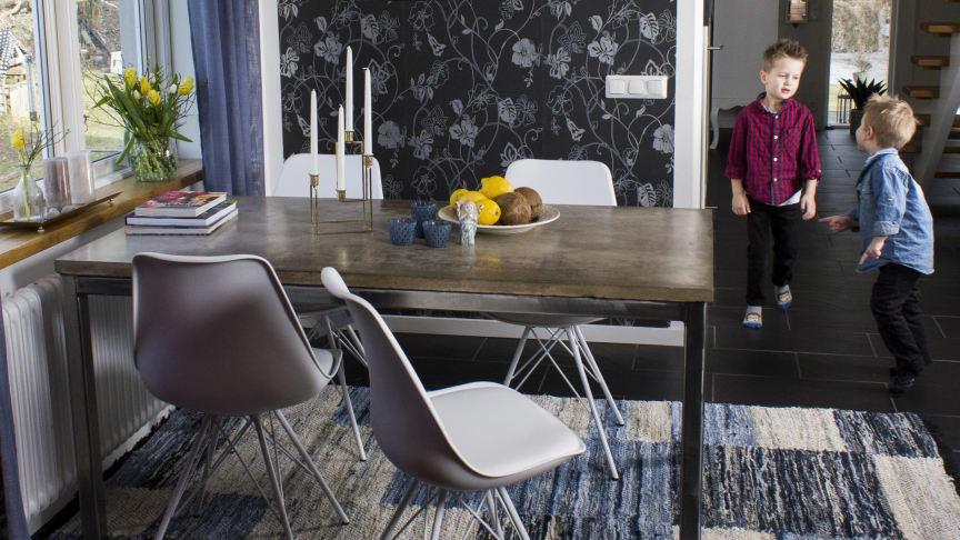 Smakfullt matbord – gör det själv