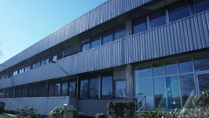 Der neue Firmensitz von publitec und NicLen in Dortmund