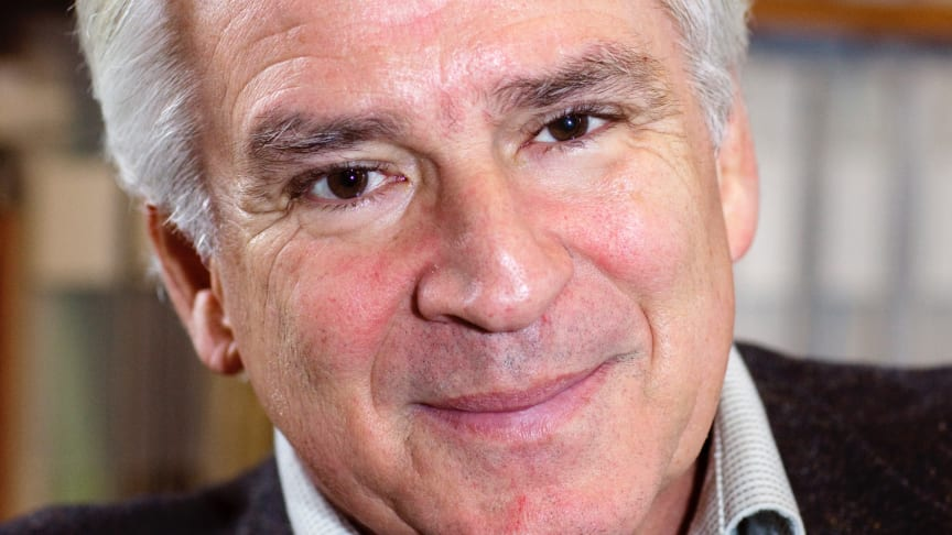 Peter Gärdenfors, professor vid Lunds universitet, tilldelas det Swensonska priset 2021.