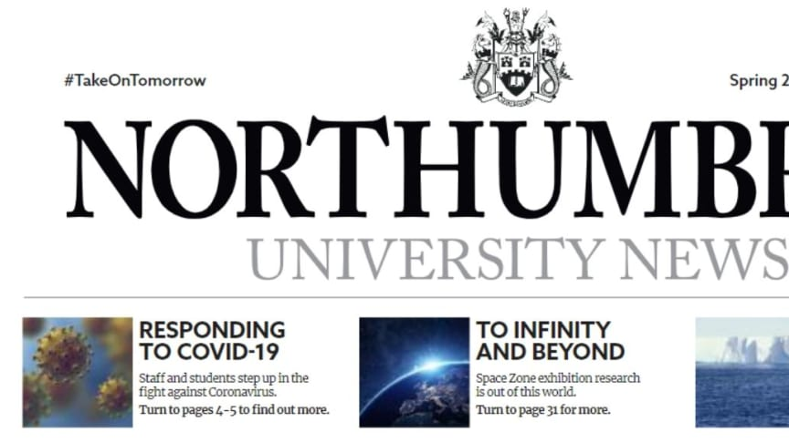 Our virtual Spring-Summer Newspaper is here