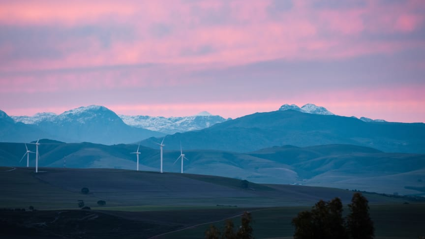 Western Cape, Sydafrika. Fotokilde: Unsplash