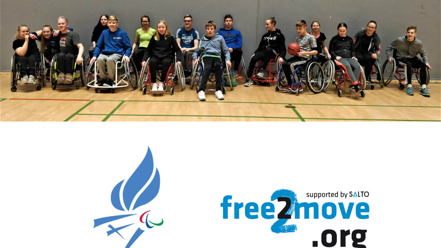 Finnish Youth Paralympic Team