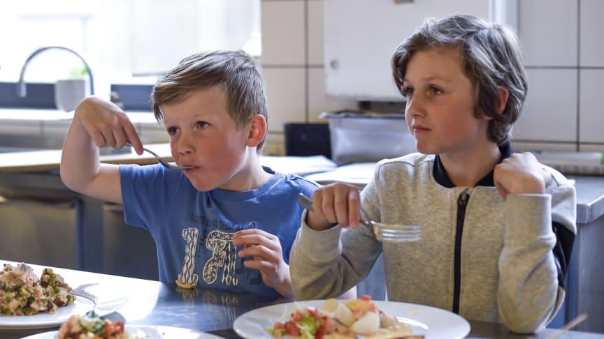 7 av 10 barn sier de vil spise mer fisk dersom de får den fiskeretten de liker.