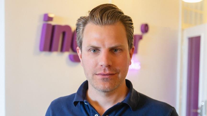 Jimmy Jakobsson, VD på Ingager.