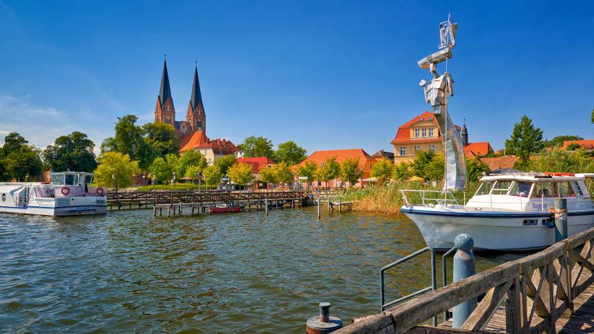 Neuruppin ist die Geburtsstadt Theodor Fontanes (TMB-Fotoarchiv/Frank Liebke)