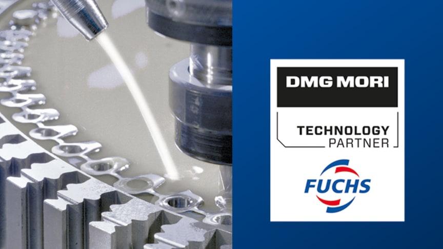 FUCHS i Skandinavien är nu en del av DMG MORI – FUCHS Technology Partnership