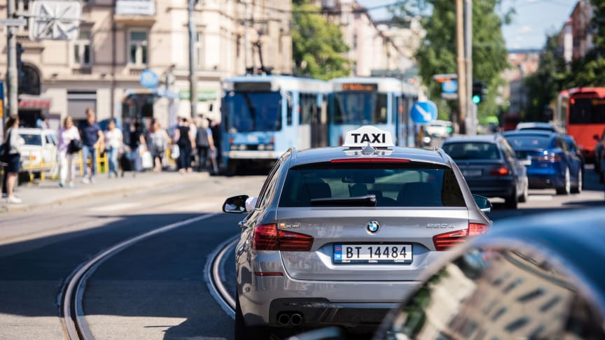 Hvem forstår drosjemarkedet, Hegnar?