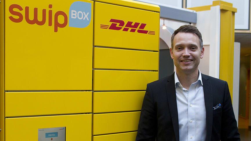DHL Express först ut med konsumentautomater – enklare e-handel för svenska konsumenter