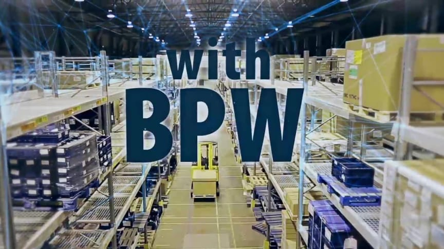 The BPW Group in 30 seconds: international mobility and system partner of the transport industry