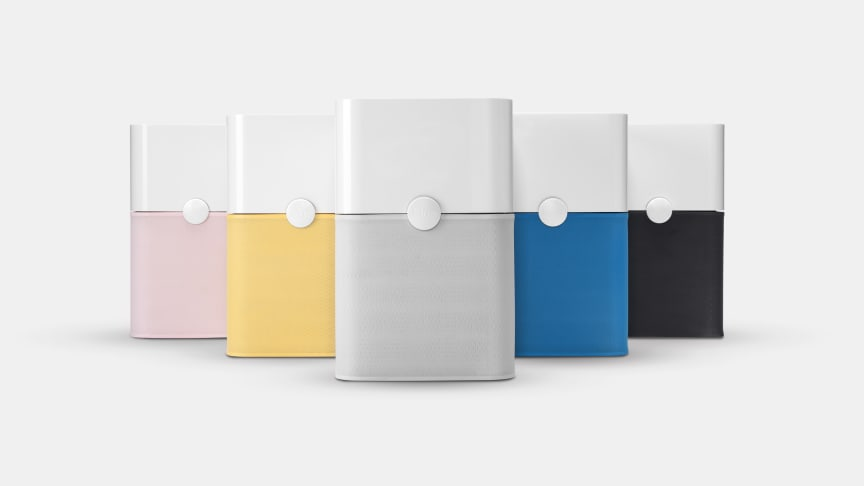 Blue has launched its deceptively simple, yet powerful range of Blue air purifiers in India.