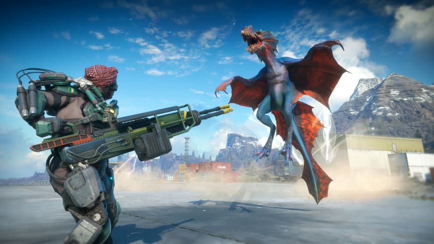 Pre-Season 5 of Systemic Reaction's Co-op Dino Shooter Second Extinction Lands Today on Xbox Series X|S, Xbox One & PC