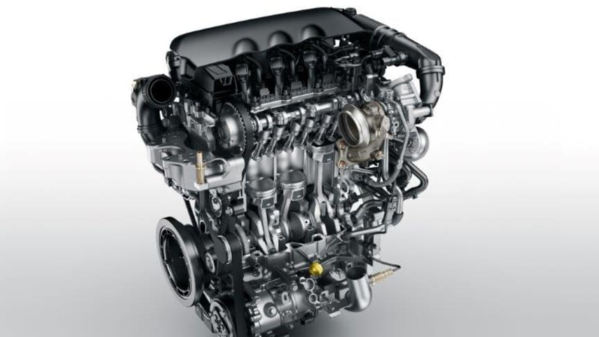 """Peugeots bensinmotor prisad som årets bästa i sin kategori i """"International Engine of the Year Award"""""""