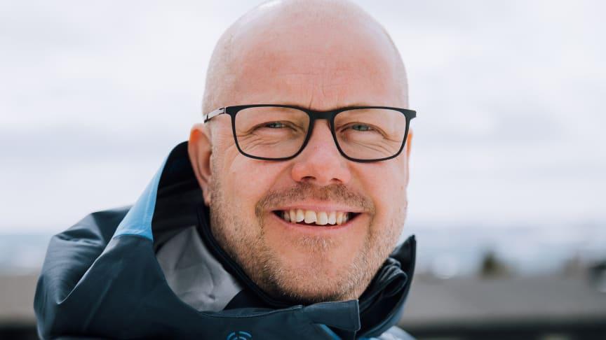 Andreas Starenhed, Idre Fjäll, ny i SLAO:s styrelse