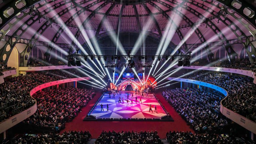 Gefeierte Erfolgsshow SUPERNOVA vor ausverkauftem Haus in Frankfurt am 11. Januar 2020