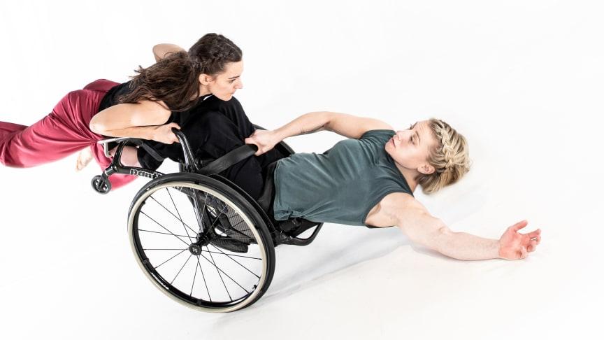 DansFunk Branschdag 20 nov är en endagskonferens om dans och tillgänglighet.