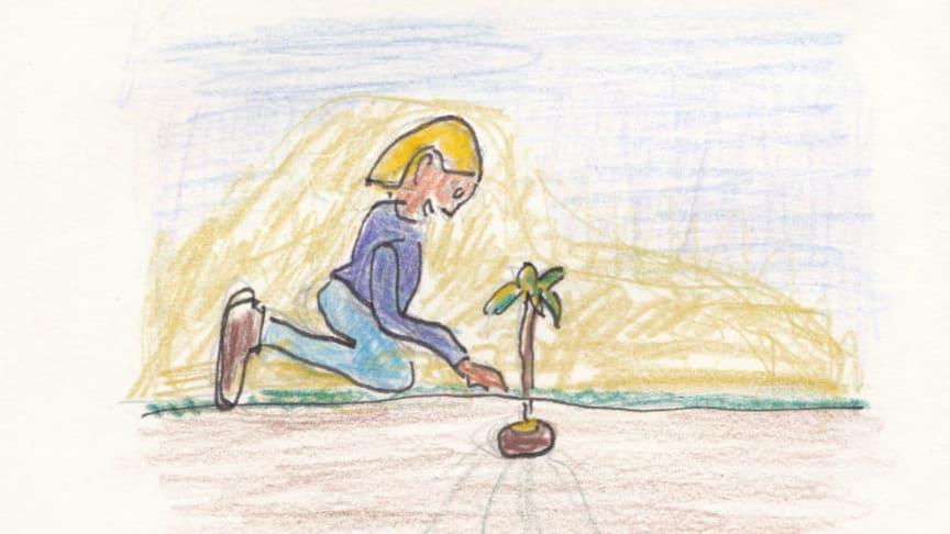 Mødet med andre, som genkender skammen, facaden og ensomheden, kan hjælpe dit barn