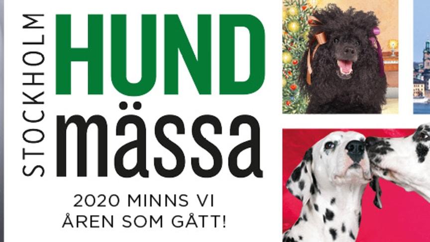 Stockholm Hundmässa 2020 – vi minns åren som gått