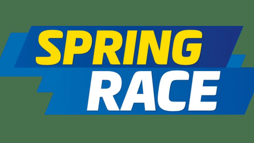 Spring Race – V75® med multijackpot i påsk