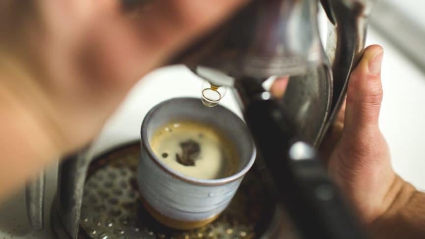 Rätt kaffeleverantör
