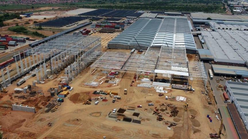 Ford investerer mere end en milliard dollars i den sydafrikanske fabrik Silverton.
