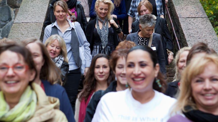 Så firas den 8 mars på Roks kvinno- och tjejjourer