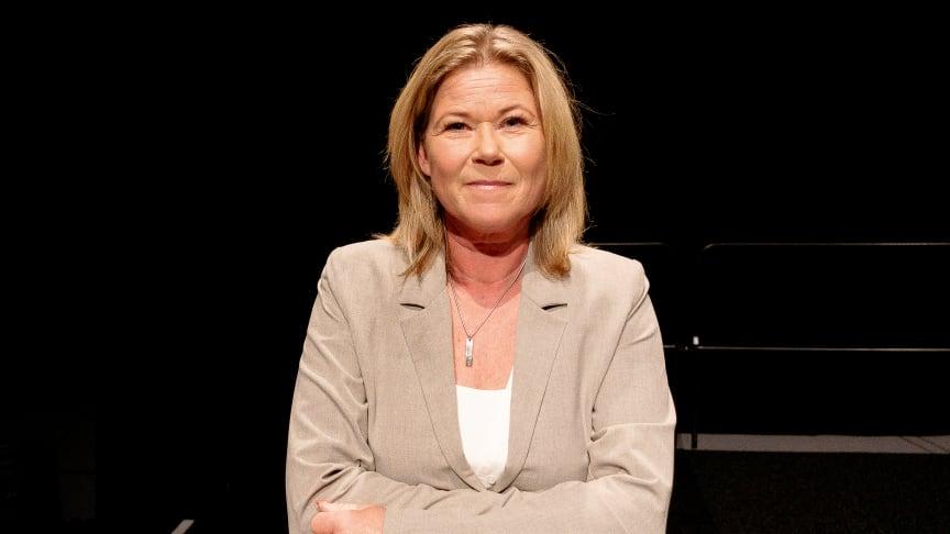 Sussi Wikström, projektledare Nolia Beer.