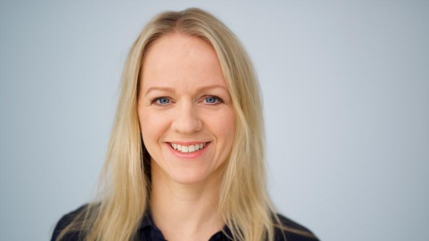Camilla Amundsen, leder for bredbånd og TV i Telenor.