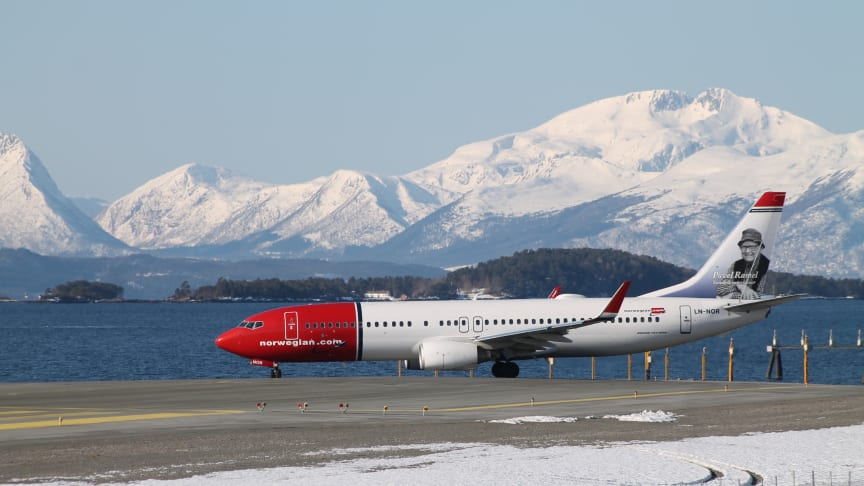 Norwegian reports an improved result of 238 MNOK in the first quarter