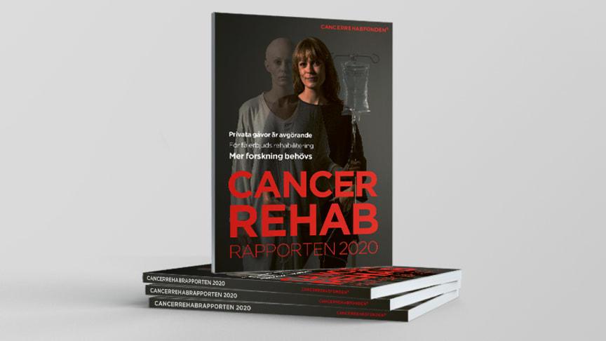 CancerRehabRapporten 2020 har tagits fram av CancerRehabFonden.