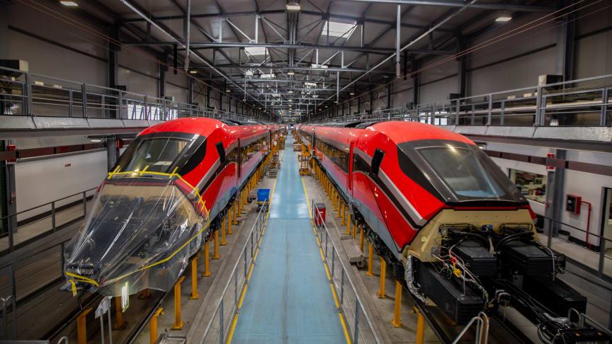 日立がスペインの鉄道運営会社ILSA社と 高速鉄道車両20編成の30年間に渡るメンテナンス契約を約980億円で締結