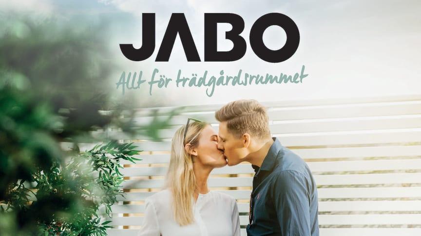 Nyheter och inspiration i JABOs nya katalog för 2019